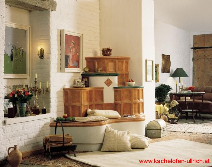 Kachelofen kaufen traditionell mit Sommerhuber Keramik