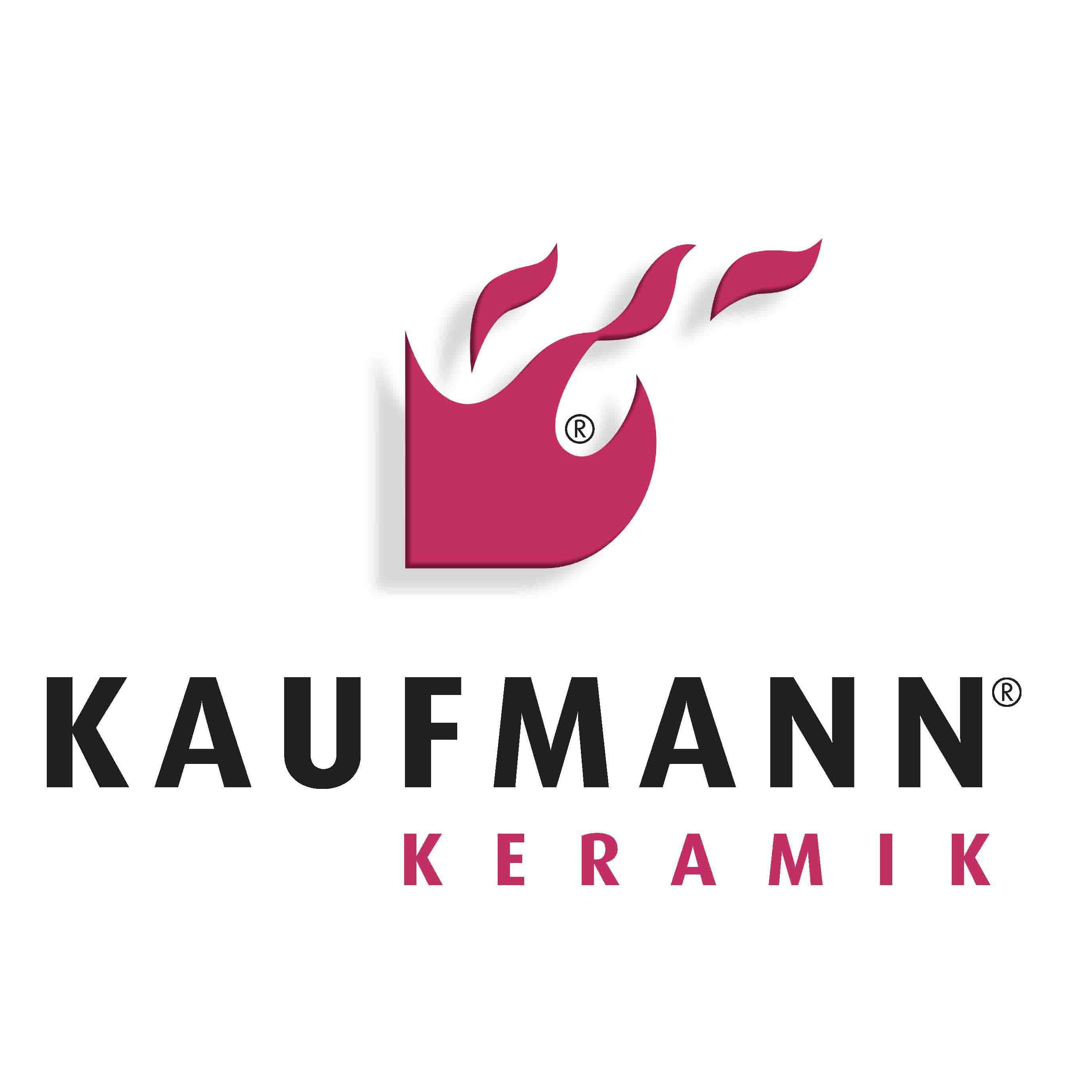Kaufmann Keramik Logo m. Schatten